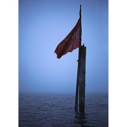 Fahne Kunstdruck